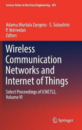 Omslag - Wireless Communication Networks and Internet of Things