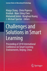 Omslag - Challenges and Solutions in Smart Learning