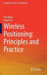 Omslag - Wireless Positioning: Principles and Practice