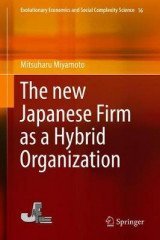 Omslag - The new Japanese Firm as a Hybrid Organization