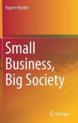 Omslag - Small Business, Big Society