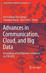 Omslag - Advances in Communication, Cloud, and Big Data