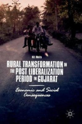 Omslag - Rural Transformation in the Post Liberalization Period in Gujarat