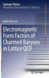 Omslag - Electromagnetic Form Factors of Charmed Baryons in Lattice QCD