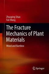 Omslag - The Fracture Mechanics of Plant Materials