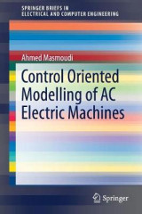Omslag - Control Oriented Modelling of AC Electric Machines