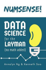 Omslag - Numsense! Data Science for the Layman