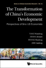 Omslag - Transformation Of China's Economic Development, The: Perspectives Of Sino-us Economists