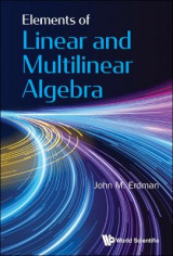 Omslag - Elements Of Linear And Multilinear Algebra