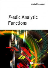 Omslag - P-adic Analytic Functions