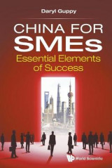 Omslag - China For Smes: Essential Elements Of Success
