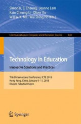 Omslag - Technology in Education. Innovative Solutions and Practices