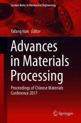 Omslag - Advances in Materials Processing