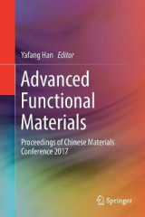 Omslag - Advanced Functional Materials
