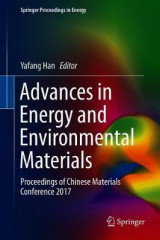 Omslag - Advances in Energy and Environmental Materials