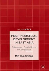 Omslag - Post-Industrial Development in East Asia