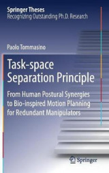 Omslag - Task-space Separation Principle