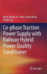 Omslag - Co-phase Traction Power Supply with Railway Hybrid Power Quality Conditioner