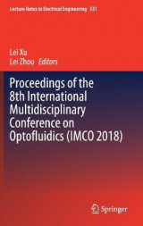 Omslag - Proceedings of the 8th International Multidisciplinary Conference on Optofluidics (IMCO 2018)