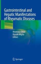 Omslag - Gastrointestinal and Hepatic Manifestations of Rheumatic Diseases