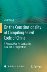 Omslag - On the Constitutionality of Compiling a Civil Code of China