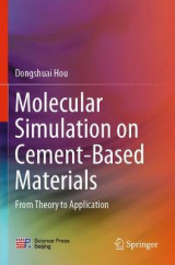 Omslag - Molecular Simulation on Cement-Based Materials