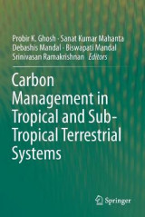 Omslag - Carbon Management in Tropical and Sub-Tropical Terrestrial Systems