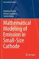 Omslag - Mathematical Modeling of Emission in Small-Size Cathode