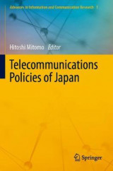 Omslag - Telecommunications Policies of Japan