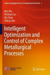 Intelligent Optimization and Control of Complex Metallurgical Processes av Weihua Cao, Xin Chen, Jinhua She og Min Wu (Heftet)