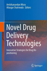 Omslag - Novel Drug Delivery Technologies