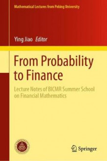 From Probability to Finance (Innbundet)