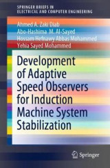 Omslag - Development of Adaptive Speed Observers for Induction Machine System Stabilization