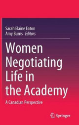 Omslag - Women Negotiating Life in the Academy