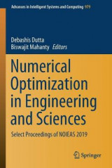 Omslag - Numerical Optimization in Engineering and Sciences