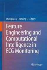 Omslag - Feature Engineering and Computational Intelligence in ECG Monitoring