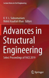 Omslag - Advances in Structural Engineering
