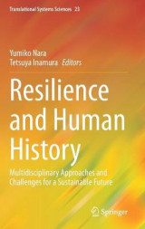 Omslag - Resilience and Human History