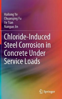 Chloride-Induced Steel Corrosion in Concrete Under Service Loads av Hailong Ye, Chuanqing Fu, Ye Tian og Nanguo Jin (Innbundet)