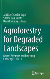 Omslag - Agroforestry for Degraded Landscapes