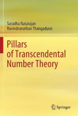 Omslag - Pillars of Transcendental Number Theory