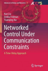 Omslag - Networked Control Under Communication Constraints