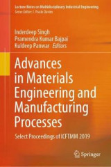 Omslag - Advances in Materials Engineering and Manufacturing Processes