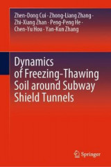 Omslag - Dynamics of Freezing-Thawing Soil around Subway Shield Tunnels