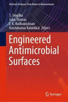 Engineered Antimicrobial Surfaces (Innbundet)
