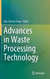 Omslag - Advances in Waste Processing Technology