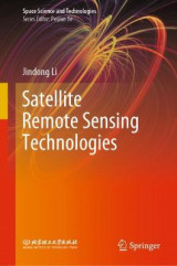 Omslag - Satellite Remote Sensing Technologies