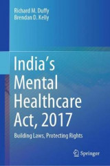 Omslag - India's Mental Healthcare Act, 2017
