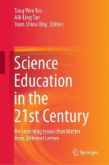 Omslag - Science Education in the 21st Century