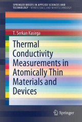 Omslag - Thermal Conductivity Measurements in Atomically Thin Materials and Devices